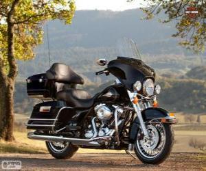 Puzzle Harley-Davidson FLHTC Electra Glide Classic 2013