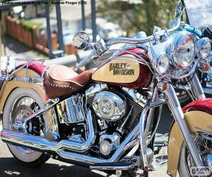 Puzzle Harley-Davidson