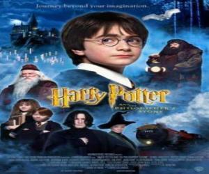 Puzzle Harry Potter à l'école des sorciers