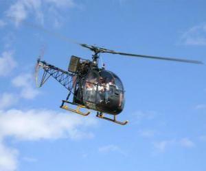 Puzzle Hélicoptère