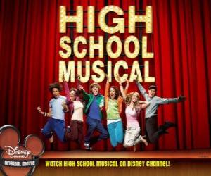 Puzzle High School Musical