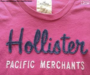 Puzzle Hollister T-Shirt
