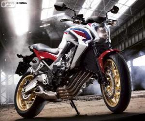 Puzzle Honda CB650F 2014