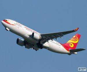 Puzzle Hong Kong Airlines