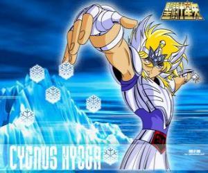 Puzzle Hyoga Cygne