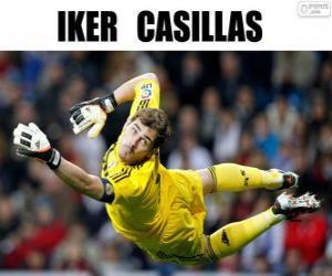 Puzzle Iker Casillas