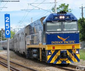 Puzzle Indian Pacific