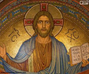 Puzzle Jésus-Christ