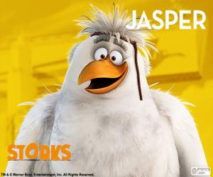 Puzzle Jasper, Cigognes