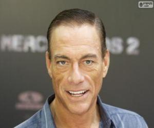 Puzzle Jean-Claude Van Damme