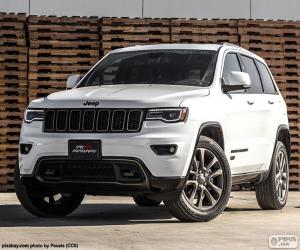 Puzzle Jeep Grand Cherokee, 2015