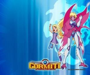 Puzzle Jessica est la Seigneur de l'Air et peuvent voler et de contrôler les vents