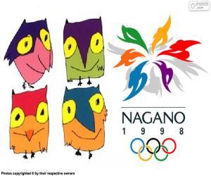 Puzzle Jeux olympiques d'hiver 1998 de Nagano