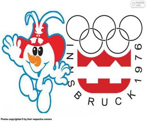 Puzzle Jeux olympiques d'hiver de 1976
