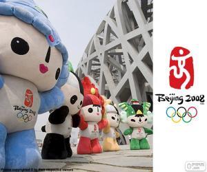 Puzzle Jeux olympiques de Beijing 2008
