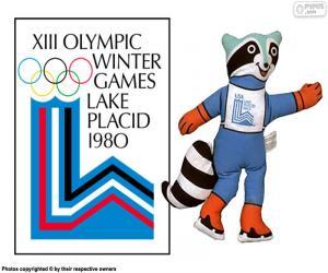Puzzle Jeux olympiques de Lake Placid 1980