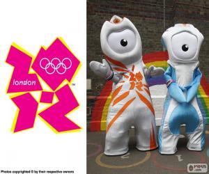 Puzzle Jeux olympiques de Londres 2012