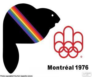 Puzzle Jeux olympiques de Montréal 1976