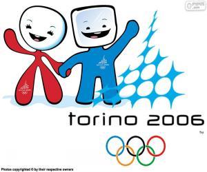 Puzzle Jeux olympiques de Turin 2006