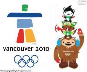 Puzzle Jeux olympiques de Vancouver 2010