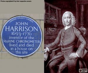 Puzzle John Harrison