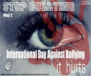Puzzle Journée internationale de l'intimidation