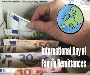 Puzzle Journée internationale des envois de fonds familiaux