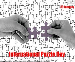 Puzzle Journée internationale du Puzzle
