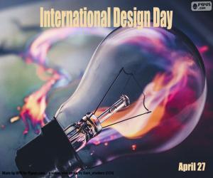 Puzzle Journée internationale du design