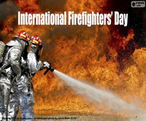 Puzzle Journée internationale du feu
