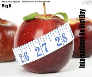 Puzzle Journée internationale sans régime