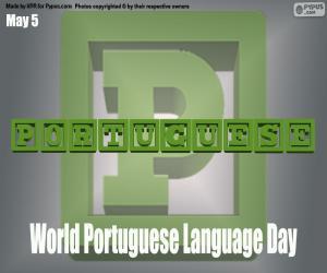 Puzzle Journée mondiale de la langue portugaise