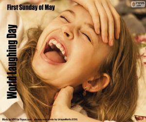 Puzzle Journée mondiale du rire
