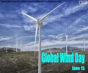 Puzzle Journée mondiale du vent