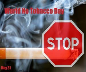 Puzzle Journée mondiale sans tabac