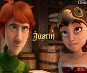 Puzzle Justin et Talia