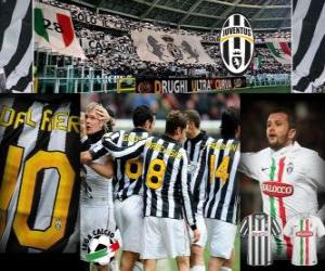 Puzzle Juventus Football Club