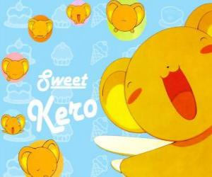 Puzzle Kero ou Kerobero est le gardien du livre contenant les cartes de Clow
