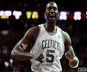 Puzzle Kevin Garnett, Celtics