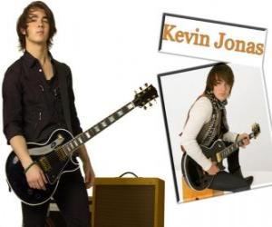 Puzzle Kevin Jonas (Jason dans Camp Rock)