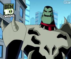 Puzzle Khyber, Ben 10 Omniverse