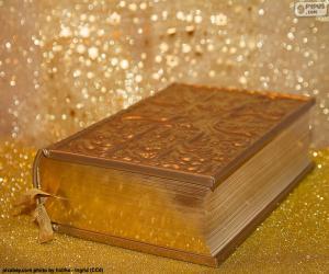 Puzzle La Bible de la religion chrétienne