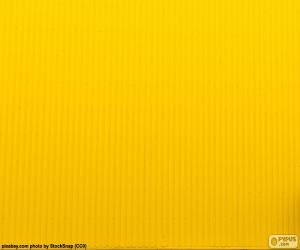 Puzzle La couleur jaune