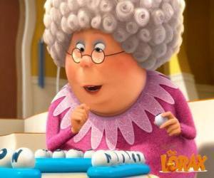 Puzzle La grand-mère Norma est pleine de vie et d'énergie