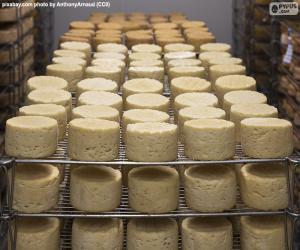 Puzzle La guérison du fromage