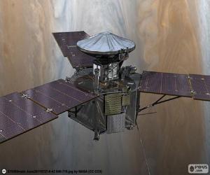 Puzzle La sonde Juno
