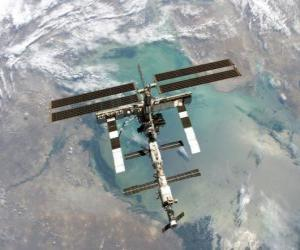 Puzzle La Station spatiale internationale (ISS)