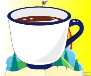 Puzzle La tasse de thé d'Alice