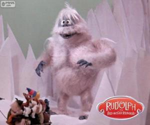 Puzzle L'abominable homme des neiges du nord