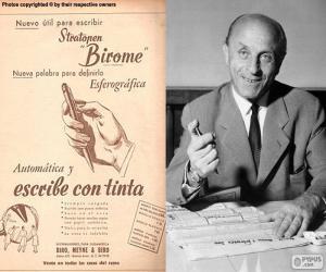 Puzzle Ladislao Biro